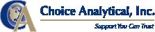 Choice Analytical Inc.