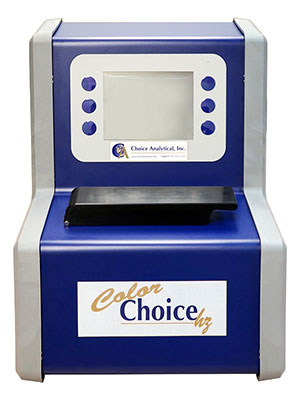 Choice Analytical Inc. Automated Haze and Color Instrument