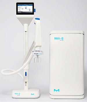 MilliporeSigma Milli-Q� IQ 7000 Water Purification System