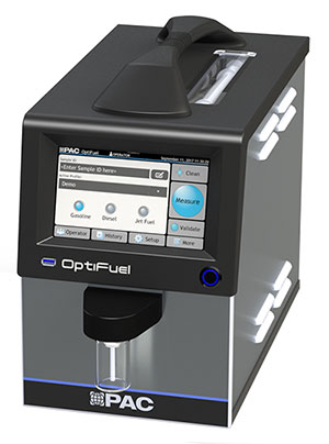 PAC OptiFuel: FTIR Fuel Analyzer